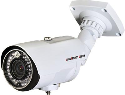 AHD対応2.2メガピクセル屋外IRカメラ