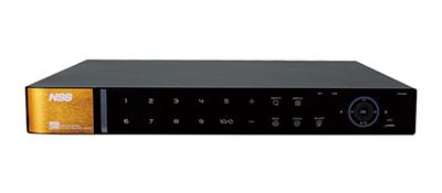 ネットワーク機能搭載の高性能DVR